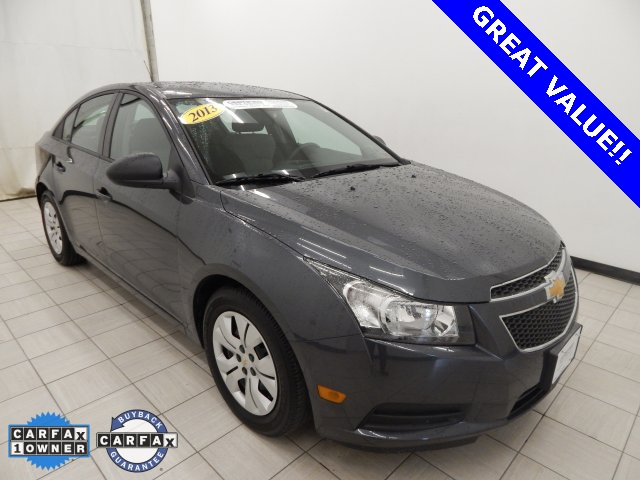 Certified Used Chevrolet Cruze LS Auto
