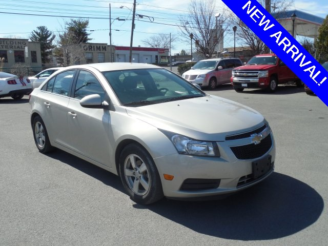 Certified Used Chevrolet Cruze 1LT Auto