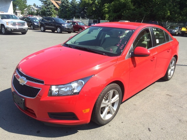 Certified Used Chevrolet Cruze 2LT Auto
