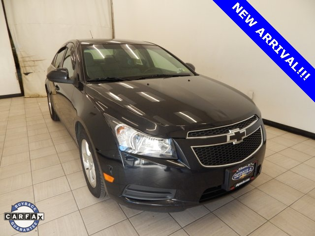 Certified Used Chevrolet Cruze LT