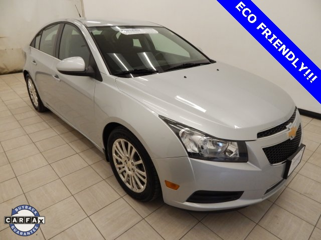 Certified Used Chevrolet Cruze ECO