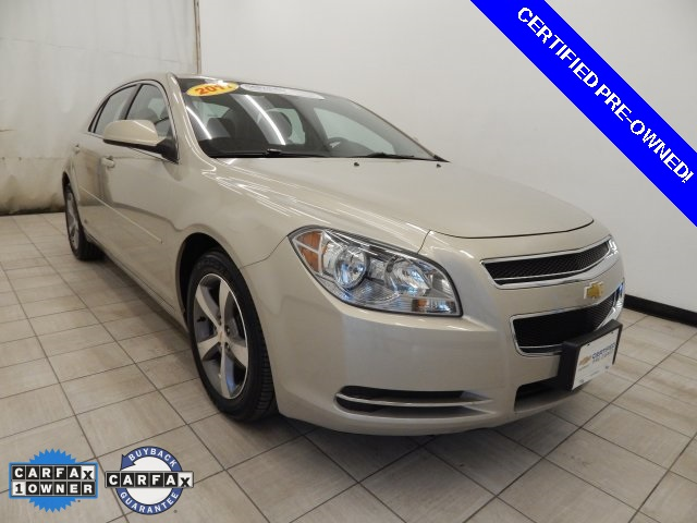 Certified Used Chevrolet Malibu LT