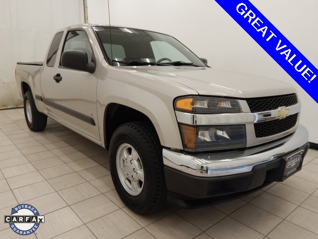 Used Chevrolet Colorado LS