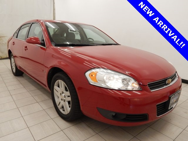 Used Chevrolet Impala LT