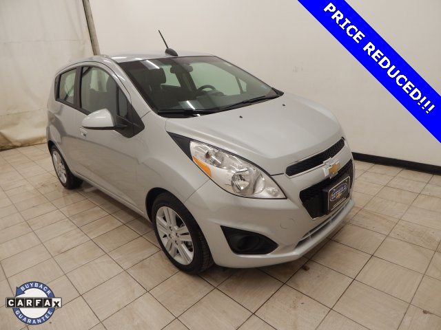 Certified Used Chevrolet Spark 1LT